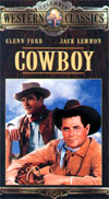 """Cowboy"" Movie Cover"